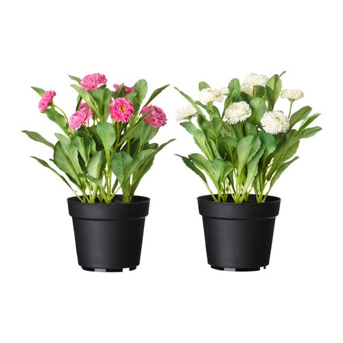 FEJKA Artificial potted plant IKEA Lifelike artificial plant that remain just as fresh-looking year after year.