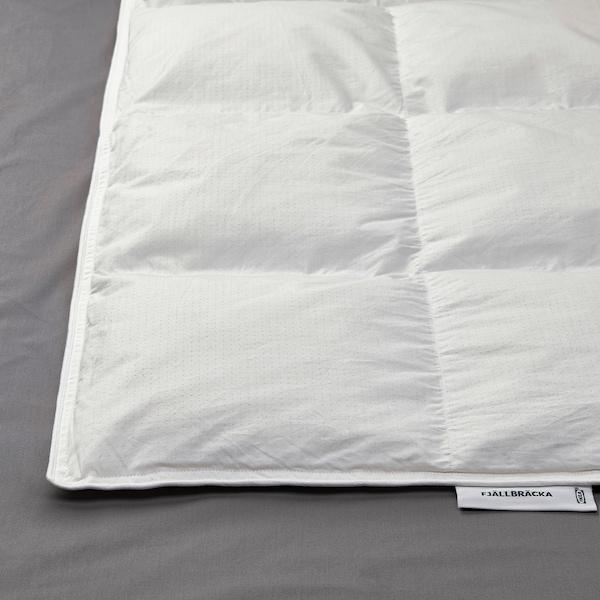 FJÄLLBRÄCKA Duvet, warm, 200x200 cm