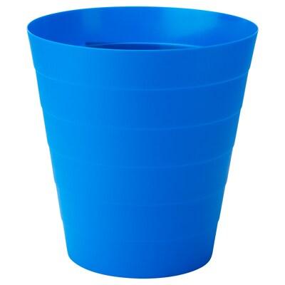 FNISS Waste bin, light blue, 6.8 l