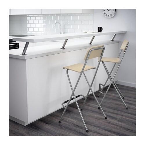 Franklin bar stool with backrest foldable  0445135 pe595552 s4