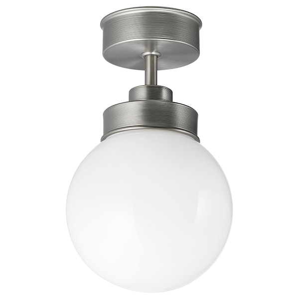 Frihult Ceiling Lamp Stainless Steel