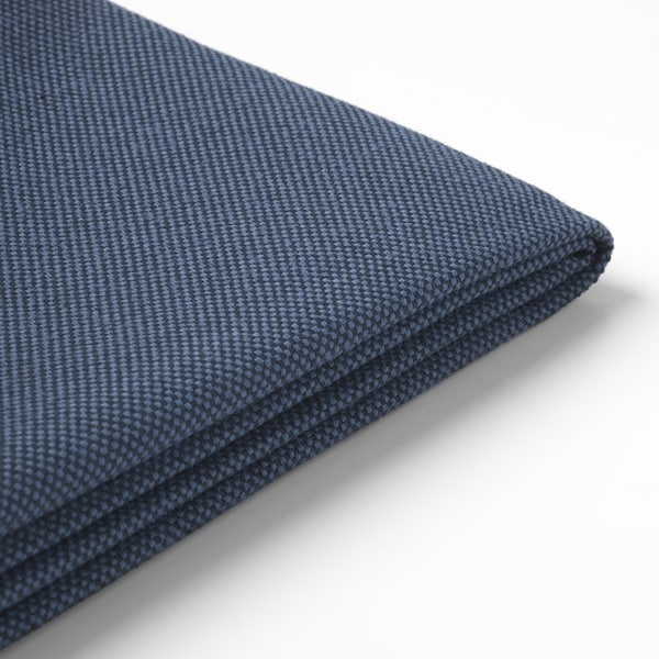 FRÖSÖN Cover for chair cushion, outdoor blue, 50x50 cm