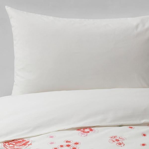 GRÖNVIDE quilt cover and pillowcase multicolour 152 /inch² 1 pack 200 cm 150 cm 50 cm 60 cm