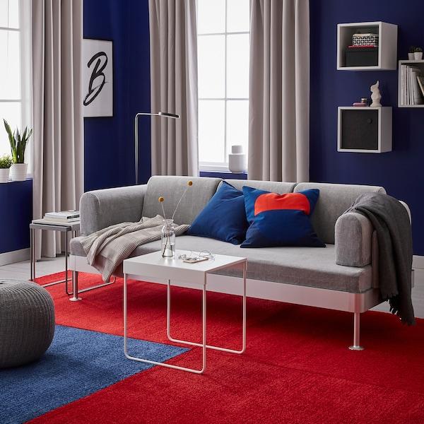 GURLI Cushion cover, dark blue, 50x50 cm