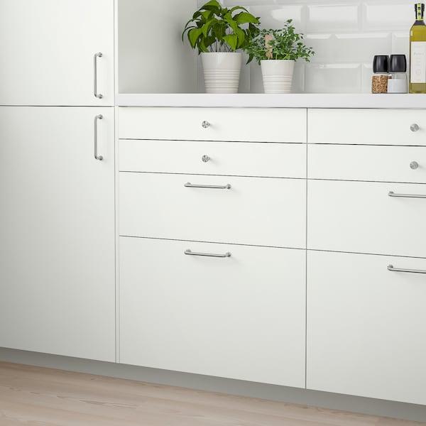 HÄGGEBY Drawer front, white, 90x20 cm