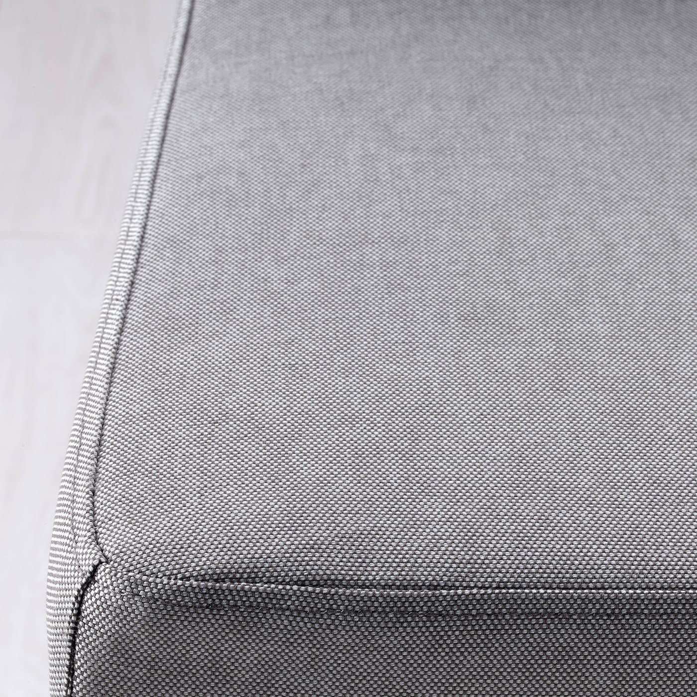"""IKEA Henriksdal Bar Stool SLIPCOVER Linneryd Natural Beige Barstool COVER 19/"""" w"""