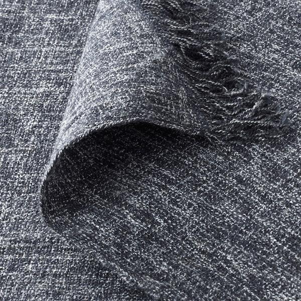 INGRUN Throw, dark blue, 130x170 cm