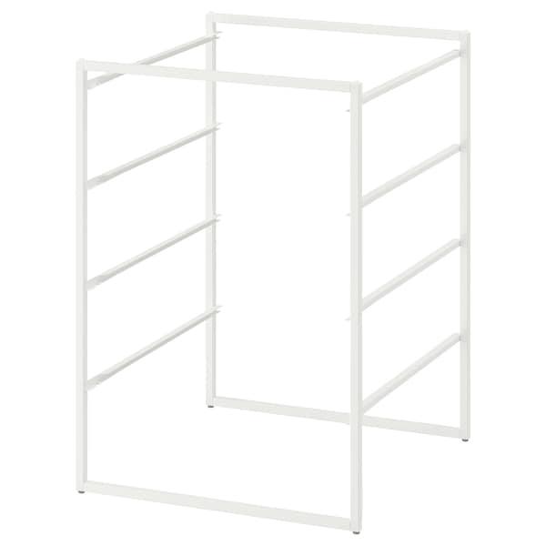 JONAXEL Frame, white, 50x51x70 cm