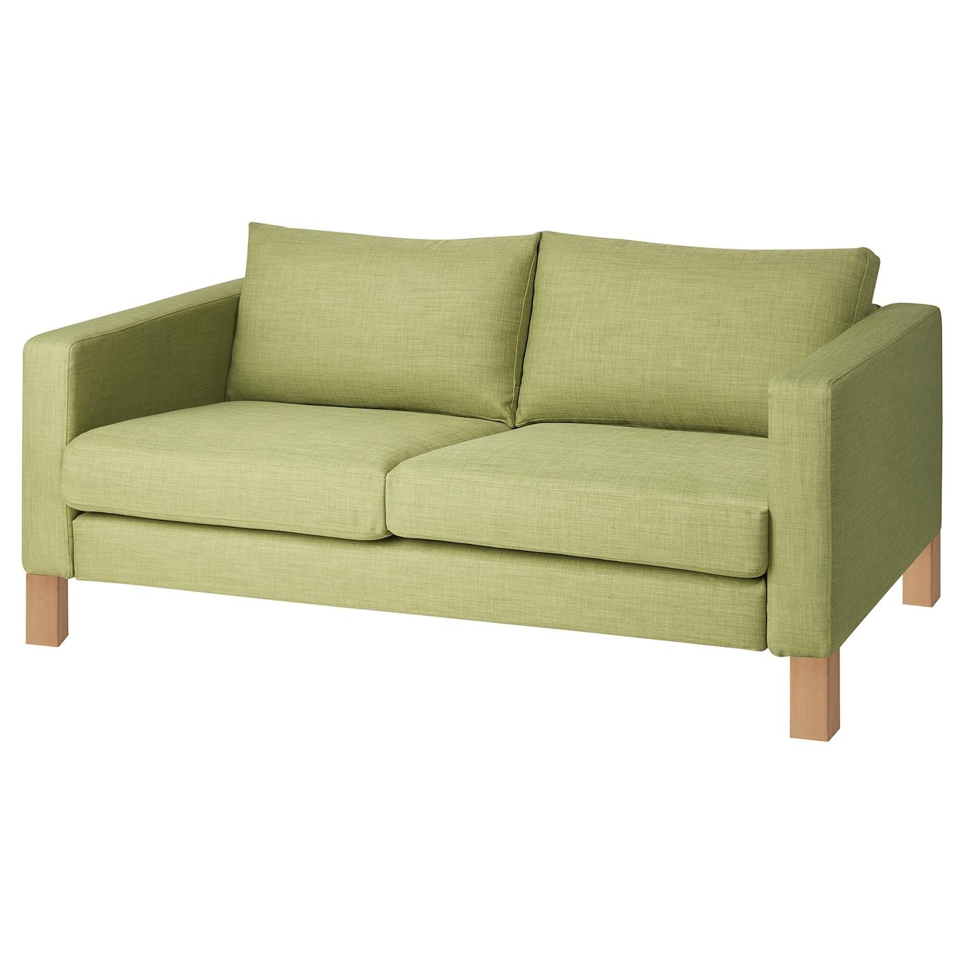 Karlstad 2 Seat Sofa Skiftebo Green