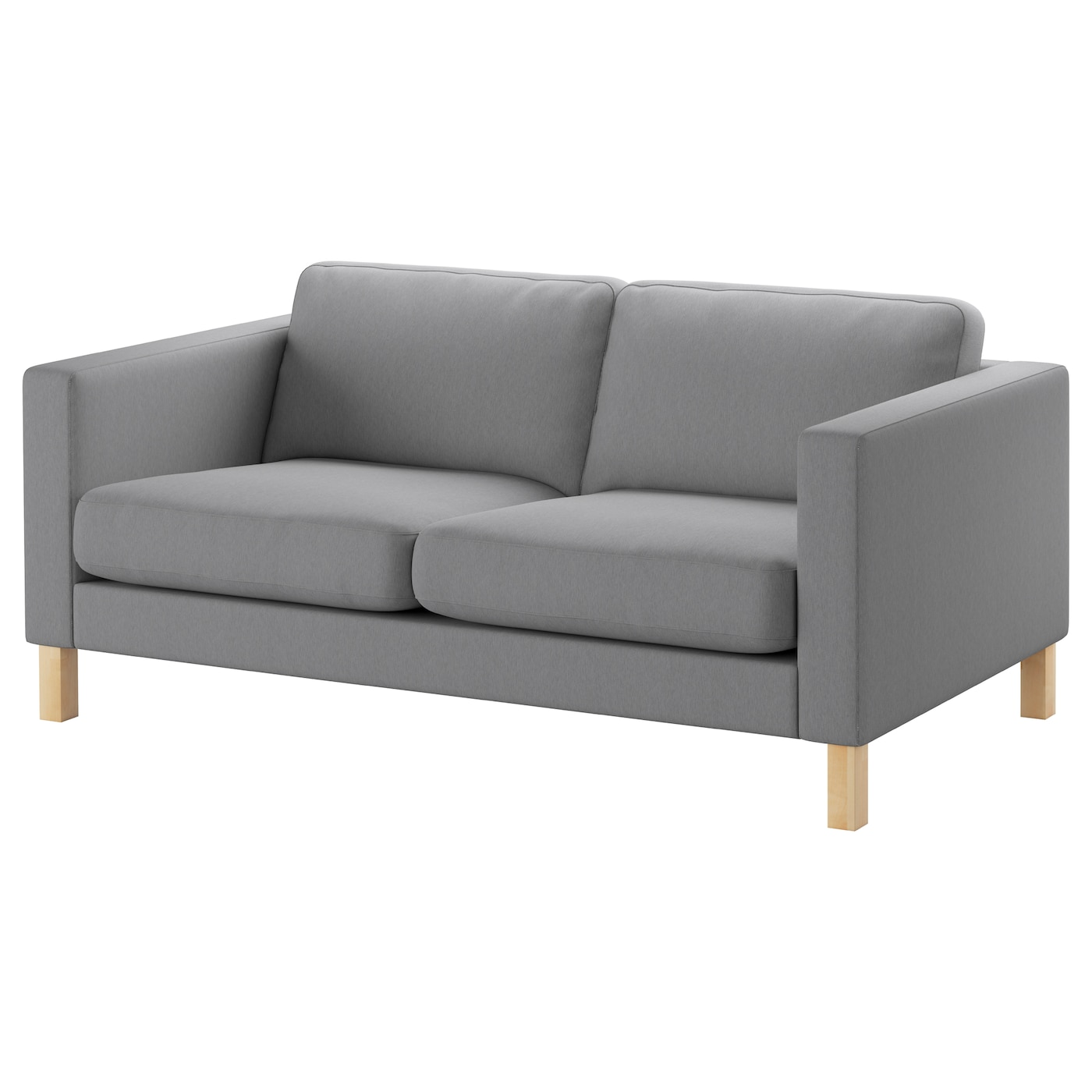 Karlstad Two Seat Sofa Knisa Light