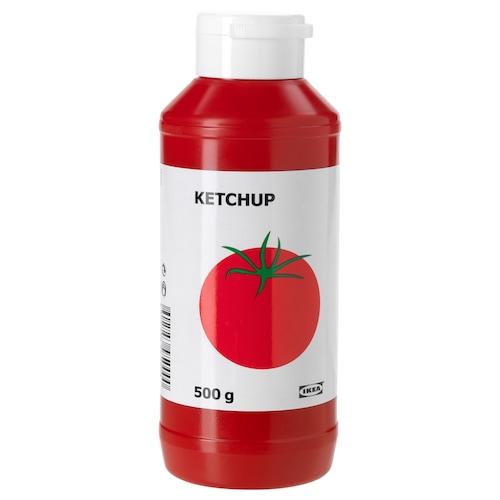 KETCHUP tomato ketchup 500 g