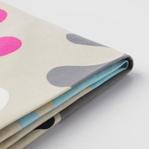 KLIPPAN cover for 2-seat sofa Mattsbo multicolour