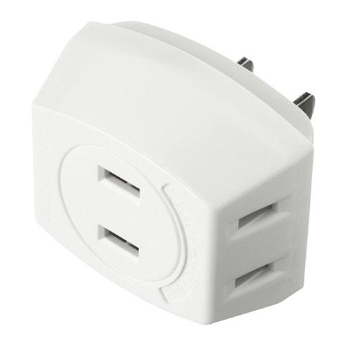 KOPPLA 3-way adaptor plug - IKEA