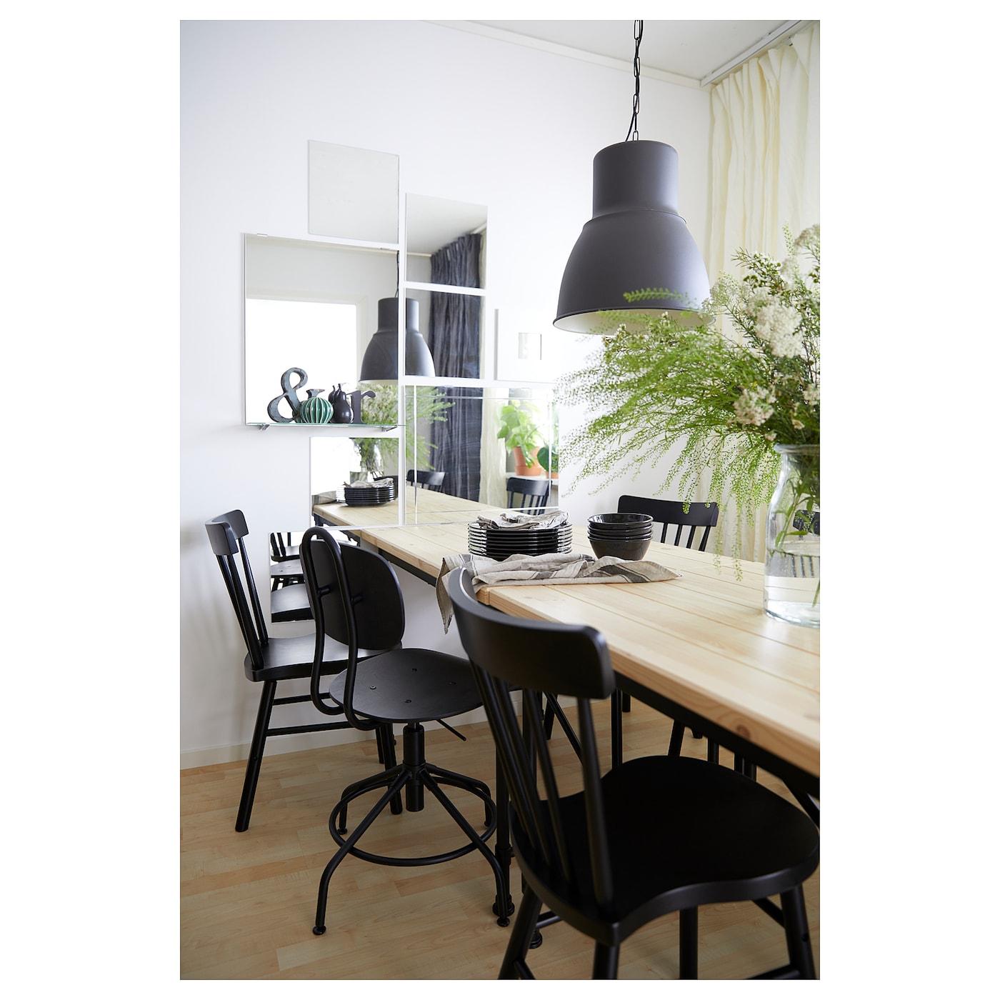 Kullaberg Swivel Chair Black Ikea