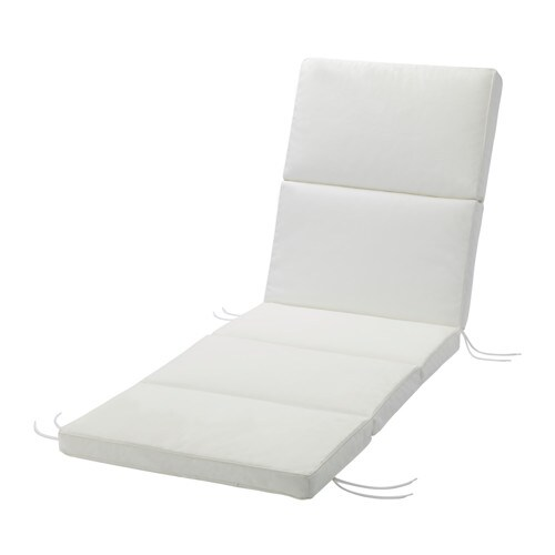 Kungs sun lounger pad ikea - Ikea coussin de chaise ...
