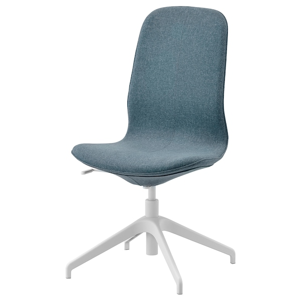 LÅNGFJÄLL Conference chair, Gunnared blue/white
