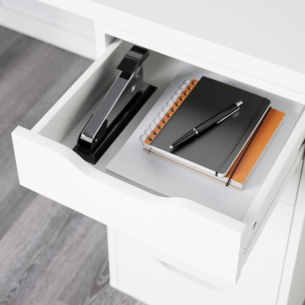 LINNMON / ALEX Table, white, 120x60 cm