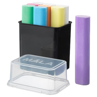 MÅLA Chalks, mixed colours