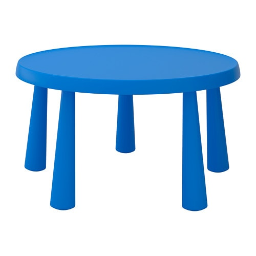 Marvelous Mammut Childrens Table In Outdoor Blue Gamerscity Chair Design For Home Gamerscityorg