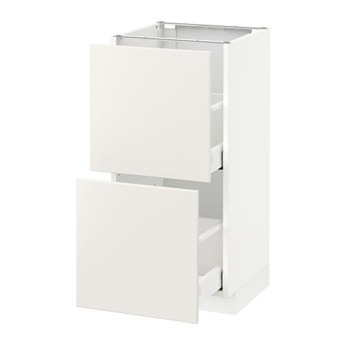 images of white cabinets in kitchen metod base cabinet with 2 drawers veddinge white 17800