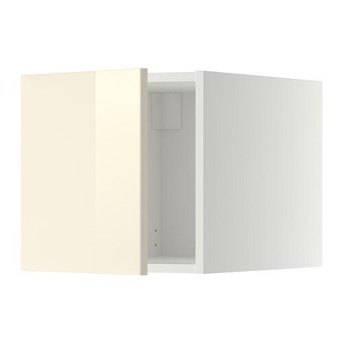 Ikea Yellow Kitchen Cabinets: Ringhult High-gloss Yellow-white, 40x60x40 Cm