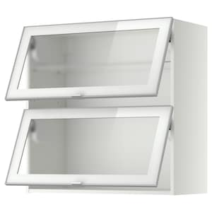 Front: Jutis frosted glass/aluminium.