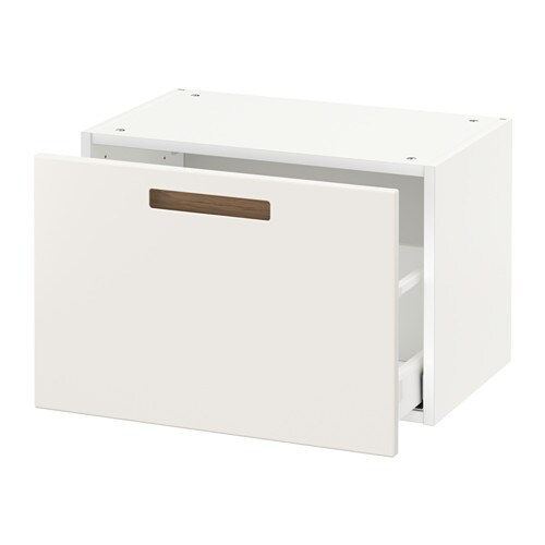 metod wall cabinet with drawer m rsta white 60x37x40 cm