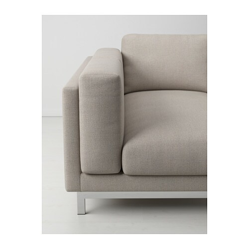 NOCKEBY Legs for 3-seat sofa IKEA