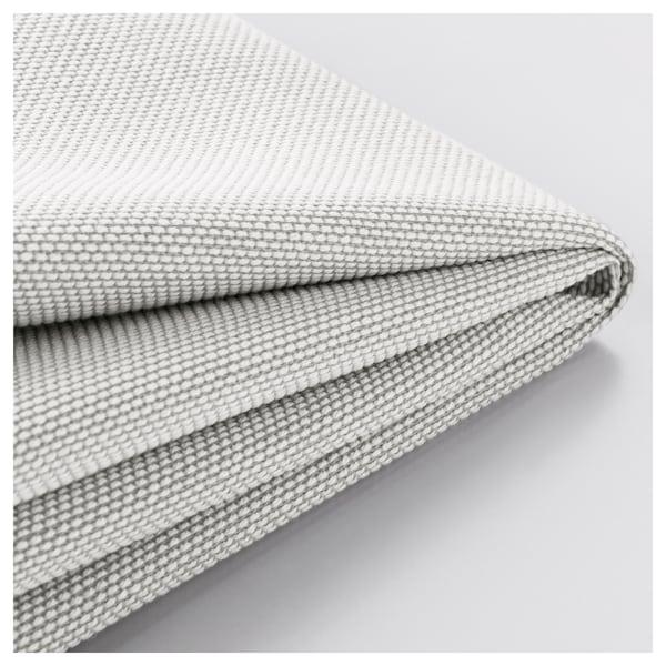 NORSBORG cover for 2-seat sofa Finnsta white