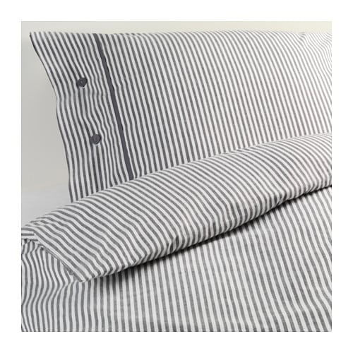 nyponros quilt cover and 2 pillowcases 200x200 50x60 cm. Black Bedroom Furniture Sets. Home Design Ideas