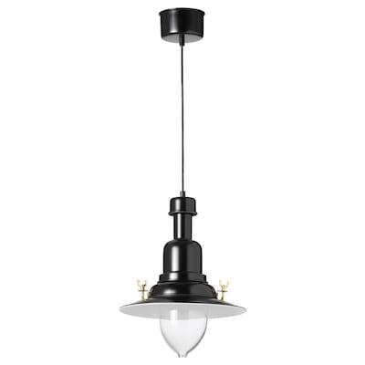 OTTAVA Pendant lamp, black