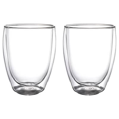 PASSERAD Double walled glass, 30 cl