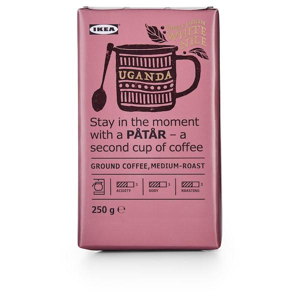 PÅTÅR Filter coffee, medium roast, UTZ certified/100 % Arabica beans