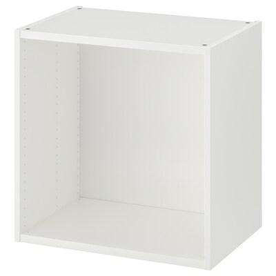 PLATSA Frame, white, 60x40x60 cm