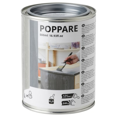 POPPARE Paint, grey