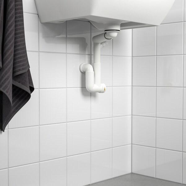 RÄNNILEN Water trap, 1 bowl