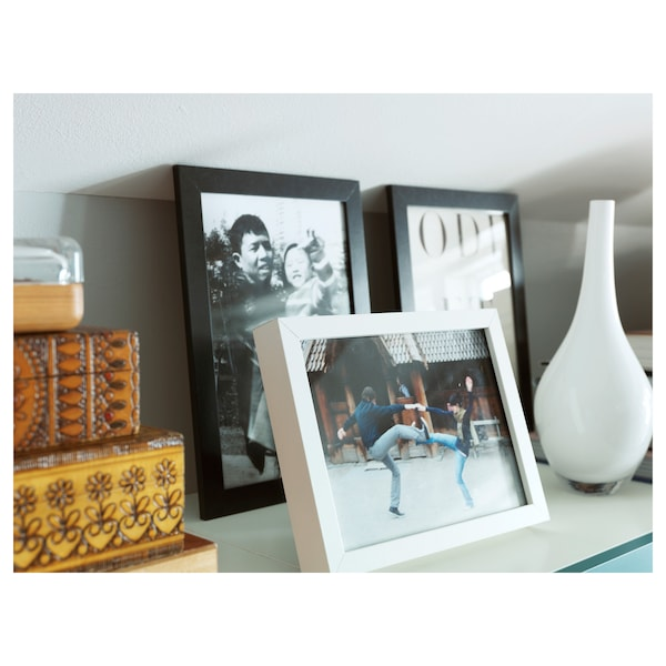 RIBBA Frame, white, 13x18 cm