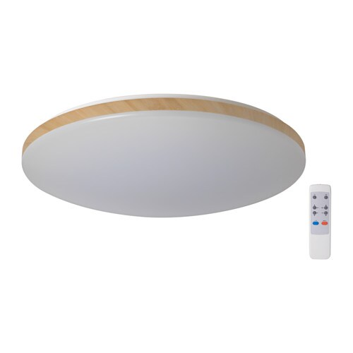 Rinkeby Led Ceiling Lamp W Remote Control