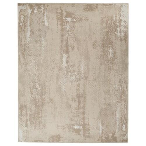 RODELUND rug flatwoven, in/outdoor beige 250 cm 200 cm 4 mm 5.00 m² 1295 g/m²