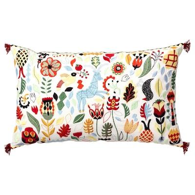 RÖDARV Cushion, multicolour, 40x65 cm