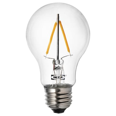 RYET LED bulb E26 100 lumen, globe clear