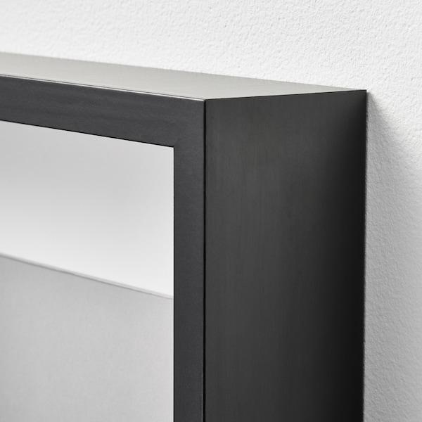 SANNAHED Frame, black, 35x35 cm