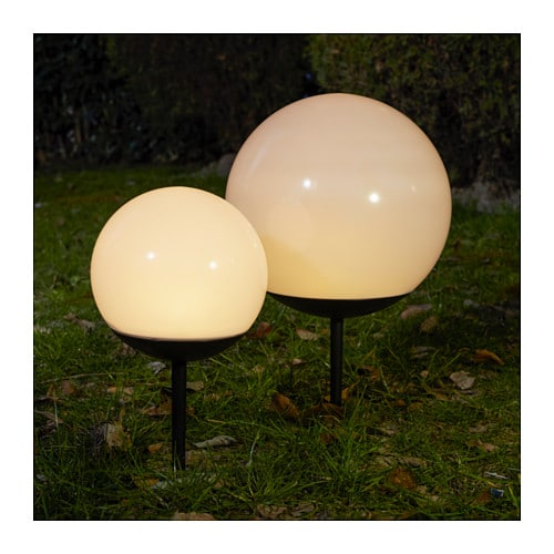 seglats led solar powered ground stick ikea. Black Bedroom Furniture Sets. Home Design Ideas