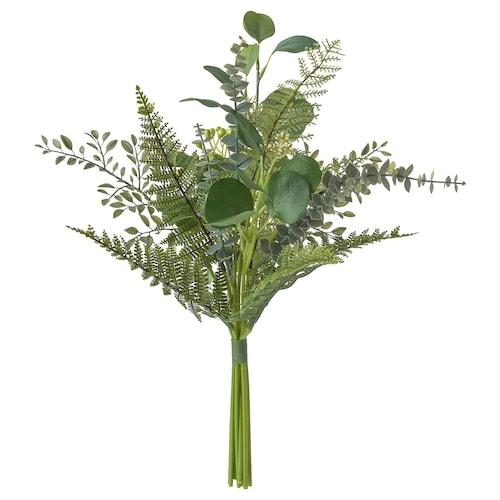 SMYCKA artificial bouquet in/outdoor green 50 cm