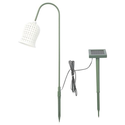 SOLVINDEN LED solar-powered ground stick outdoor/snowdrop white 3 m 9 cm 59 cm 45 cm