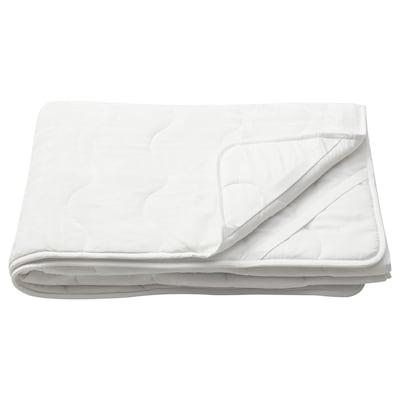 SPÄDNARV Mattress protector, white, 120x200 cm