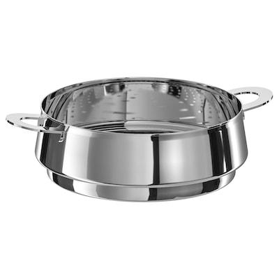 STABIL Steamer insert, stainless steel, 5 l