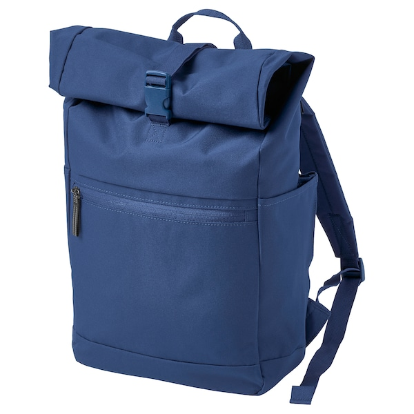 STARTTID Backpack, blue, 18 l