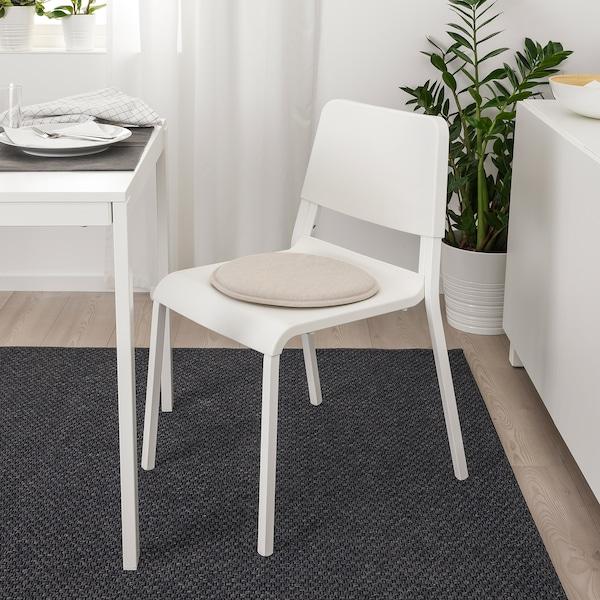 SUNNEA Chair pad, Lofallet beige, 36.0 cm