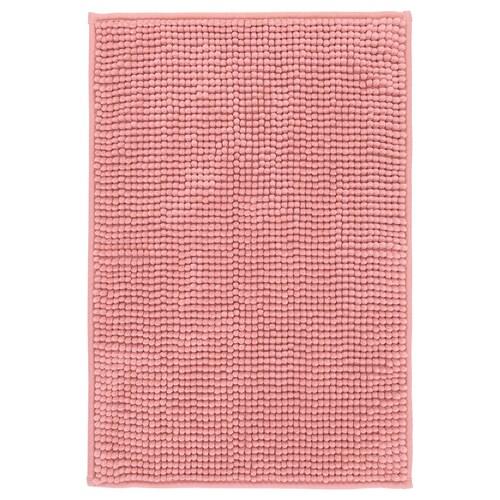 TOFTBO bath mat pink 60 cm 40 cm 0.24 m² 1410 g/m²